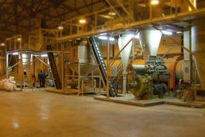 prodoreko, przetwarzanie biomasy, produkcja peletu