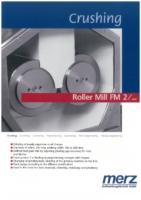 Roller Mill FM 2