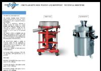 WESTON&ROTOWEST Technical brochure