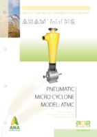 pneumatic micro cyclone